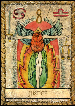 Tarot Card- The Cross