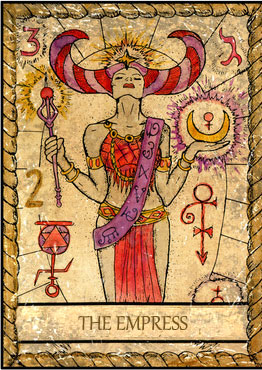 Tarot - The Empress